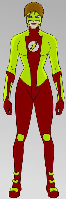 Hannah Epcott-Wickes Lightspeed Concept 01