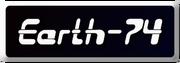 Earth-74 Logo