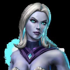 Killer Frost Dr Caitlin Snow Portrait