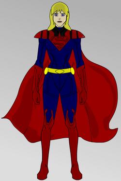 Kara Zor-El Superwoman Concept 01