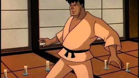 Origin of the Ninja
