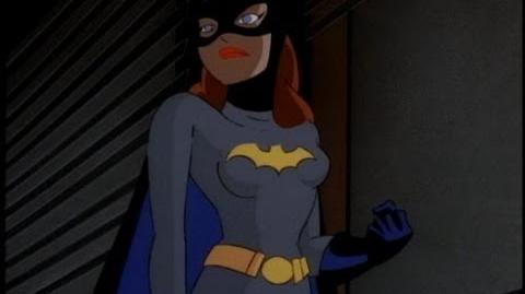 The Origin of Batgirl
