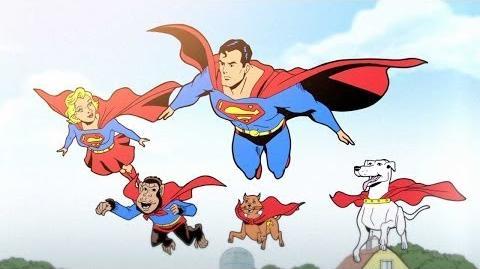 Superman 75th Anniversary Animated Short