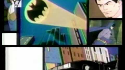 Superman Batman Adventures Opening