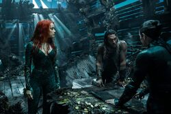 Arthur, Mera and Nuidis Vulko