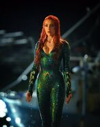 Aquaman First Look Mera