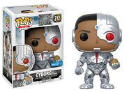 Funko - Justice League - Cyborg - motherbox
