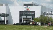 LexCorp behind the scenes