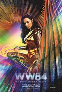 WW84 - Wonder Woman 1984 New Poster