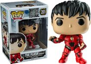 Funko - Justice League - Flash - unmasked