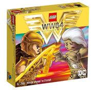 LEGO Wonder Woman vs. Cheetah