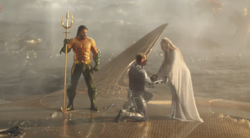 Orm Reunited with Atlanna