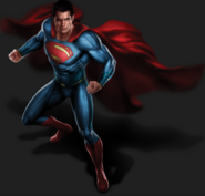 Superman concept artwork - Batman v Superman 1