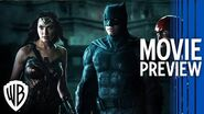 Justice League Full Movie Preview Warner Bros