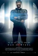 Man of Steel - Zod character poster