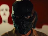Roman becomes Black Mask