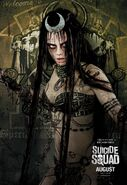 Suicide Squad - Poster - Enchantress