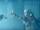 Harley throwing a gun at Deadshot.png