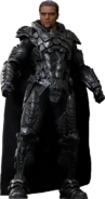 Man of Steel - Render of Zod