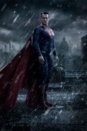 Superman - Batman v Superman promo