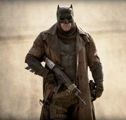 Knightmare Batsuit