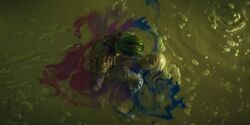 Suicide Squad Trailer- Harley Quinn Origin Chemical