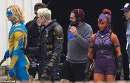 Filming - Suicide Squad 2