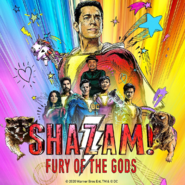 Shazam! Fury of the Gods unofficial poster