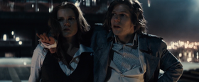 Lois Lane and Lex Luthor