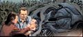 Baby Kal-El discovered by Martha and Jonathan Kent.png