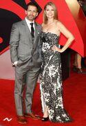 Zack and Deborah Snyder at the UK premiere of Batman v Superman Dawn of Justice