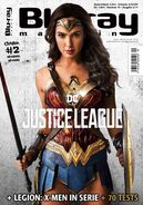 Blu-ray magazine-WonderWoman