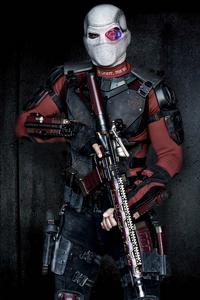 Deadshot first look