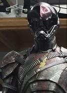 Flash suit