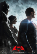 BvS Ultimate Edition Poster