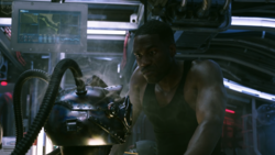 Aquaman - Black Manta works on technology (1)