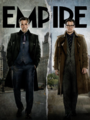 Empire - Batman v Superman Dawn of Justice September 2015 variant cover - Bruce Wayne and Clark Kent.png