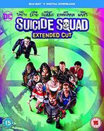 Suicide Squad - DVD BluRay