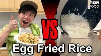I Cook BBC Egg Fried Rice 我挑战白人的蛋炒饭 (BBC Food)