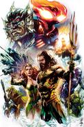Aquaman concept poster
