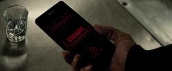 Bruce clones Anatoli Knyazev's phone