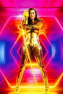 Golden Wonder Woman