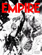 Empire - Batman v Superman Dawn of Justice March 2016 subscriber cover