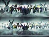 List of DC Comics features