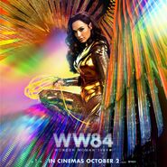 WW84 - RETRO OCTOBER POSTER