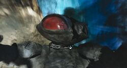 Black Manta defeated