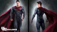Superman NYCC concept art