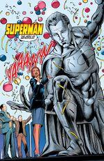 Superman Statute Inauguration