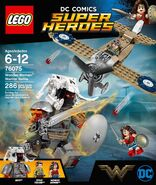 Lego Super heroes - Ares