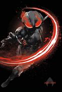 Black Manta promo art